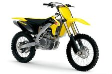 SUZUKI RM-Z450 Service , Owner's and Parts Manual CD