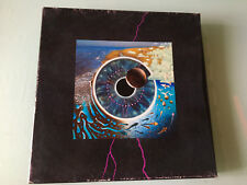 4 LP BOX  Pink Floyd ‎– Pulse Label: EMI United Kingdom ‎– 7243 8 32700 1 9, EMI