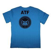 ATF alcohol tobacco firearms FBI America federal Shirt Sizes S-XXXL Many Colours