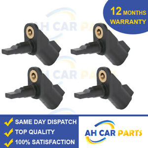 4X ABS SPEED SENSOR FORD MONDEO MK3 (2000-2007) FRONT & REAR LEFT & RIGHT