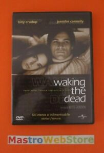 WAKING THE DEAD - Crudup Connelly - 1999 - UNIVERSAL - DVD [dv33]