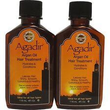 Agadir Argan Oil Hair Treatment 118 mL  4 Fl. Oz. 2 Bottles