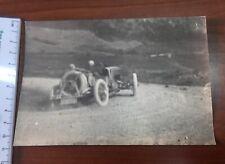 1930 Corse Automobilistiche: Alfa Romeo ? Millemiglia ? Foto Originale