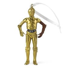 Star Wars C3PO Christmas Tree Ornament by Hallmark The Force Awakens