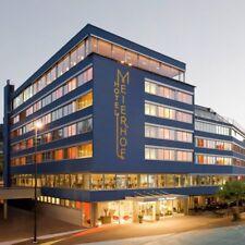 3 Tage Zürich - Schweiz Kurzurlaub im 4* LUXUS Hotel Meierhof  - 2P +  Frühstück