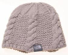 The North Face Para Dama Gorro una talla de lana gris C102