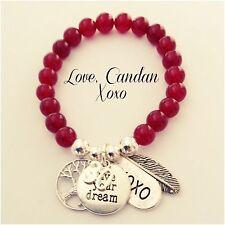 Red Ruby Fashion Bracelets