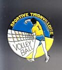 RARE PINS PIN'S .. SPORT VOLLEY BALL TEAM CLUB SPORTIVE THIONVILLE 57 ~BD