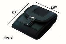 Medical Glove Pouch Cigarette Case Nylon Police Security Guard Duty Belt