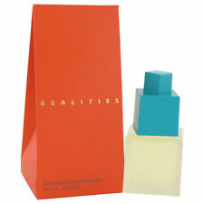 Realities By Realities 3.4/3.3oz EDT Spray For Women New In Box