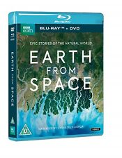 Earth from Space (with DVD - Double Play) [Blu-ray]