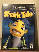 DreamWorks' Shark Tale (Nintendo GameCube, 2004) FACTORY SEALED