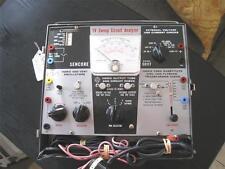 Vintage Sencore TV Sweep Circuit Analyzer. Model SS117 * Mint condition*