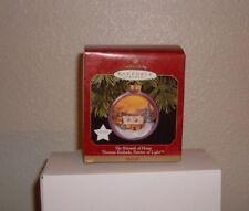 Hallmark Ornament Warmth of Home Thomas Kinkade Painter 1997 New with tag