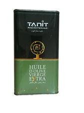 TANIT Natives Olivenöl Extra, sortenrein 3 Liter (3l), internat. PRÄMIERT