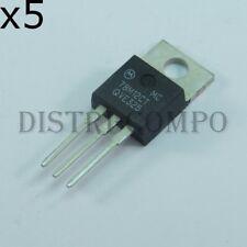 78M12 = 78M12CT Régulateur de tension +12V 500mA TO-220 Motorola (lot de 5)