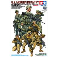 Tamiya 32406 U.S. Modern Infantry (Iraq War) 1/35