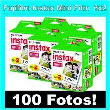 FUJIFILM  INSTAX mini Film 10 Filme für 100 Fotos  MHD 12/2019 SONDERPREIS!!!