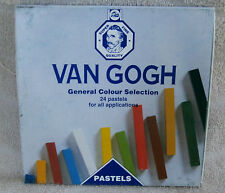 Royal Talens Van Gogh® Pastel 24-Color Set ~ New