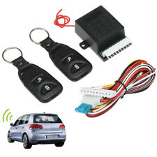 Universal Car Remote Control Central Door Lock Locking Keyless Entry System W3C9
