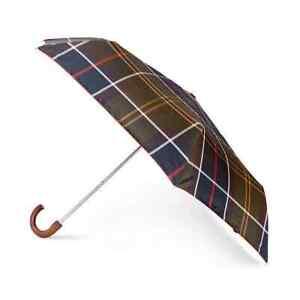 Barbour Tartan Mini Umbrella Plaid