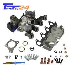 Turbolader AUDI SEAT SKODA VW 1.2TSI 77kW 105PS CBZA 03F145701H + Montagesatz