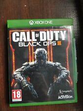 Excelente Estado (Call of Duty-Black Ops 3) brillante XBOX ONE