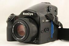 【NEAR MINT】 MAMIYA 645 AFD Medium Format Camera + AF 80mm f/2.8 Lens from JAPAN