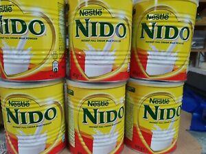 Nido milk powder NESTLE MILK POWDER  6 X 400G limited offer price.