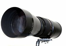 Pentacon 500mm F5.6 M42 Mount lens (Pentacon 6 mount also included) Telephoto