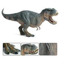 Rexy Tyrannosaurus Rex Statue Trex Dinosaur Model Collector TI Decor Toy V9Y5