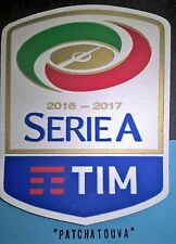 Patch Serie A Italienne maillot de foot Napoli Roma Inter Milan AC saison 16/17