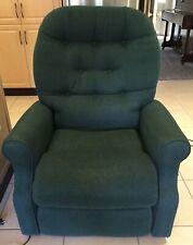 Electric Recliner Lift Chair - Green