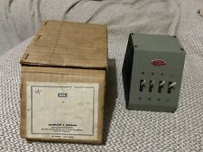 More details for hammant & morgan h&m in multipack switch unit great condition