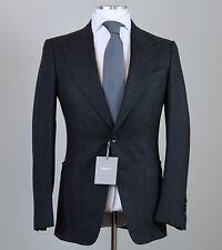 New 2017 Tom Ford Wool Cashmere Sportcoat Spencer Base D Model Size 36 (46 EU)