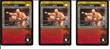 WWE RAW DEAL - 3X  Double Clothesline Takedown *FREE SHIPPING* RARE *Playset*
