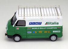 kit Fiat 242 assistenza Fiat Alitalia anni 1978/1979 - Arena Models kit 1/43