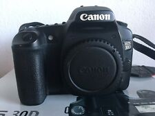 Canon EOS 30D 8.2 MP Digital SLR Camera,  Body Only, Battery Grip included