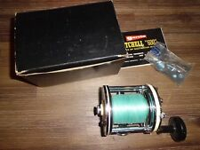 Vintage Garcia Mitchell 624 Conventional Reel made in France w/ Box & Papers