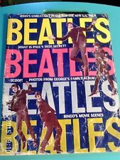 Beatles Memorabilia :  Beatles, Beatles, Beatles copyright 1964 -Informative!