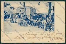 Palermo Costumi Siciliani cartolina QQ0860