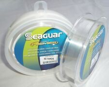 SEAGUAR FLUORO PREMIER Fluorocarbon Leader 40lb/ 50yd NEW! #40FP50 FREE US SHIP!