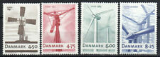 Denmark Stamp - Windmills Stamp - NH