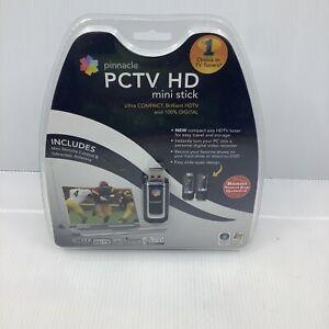 Pinnacle PCTV HD MINI STICK 2.0 HDTV Complete New