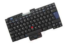 Orig. IT Tastatur Lenovo IBM ThinkPad G40 G41 + gratis DE Tastaturaufkleber Neu