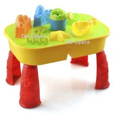 2 In1 Children Sand and Water Table Fun Activity Game Gift