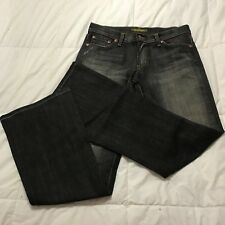 Women's 27 David Kahn stretch jeans - embroidered pockets - Boot Cut Pre owned