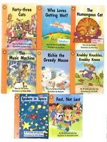 Children's 9 1/2 Inch Wright Group SUNSHINE READ TOGETHERS Lot Of 8 Books