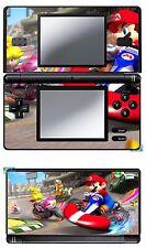 Mario Kart-Vinyl Skin Sticker for Nintendo DS Lite-Réf 12 DE
