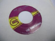 The Temptations How Can I Forget/Please Return 45 RPM 1968 Gordy Records VG+